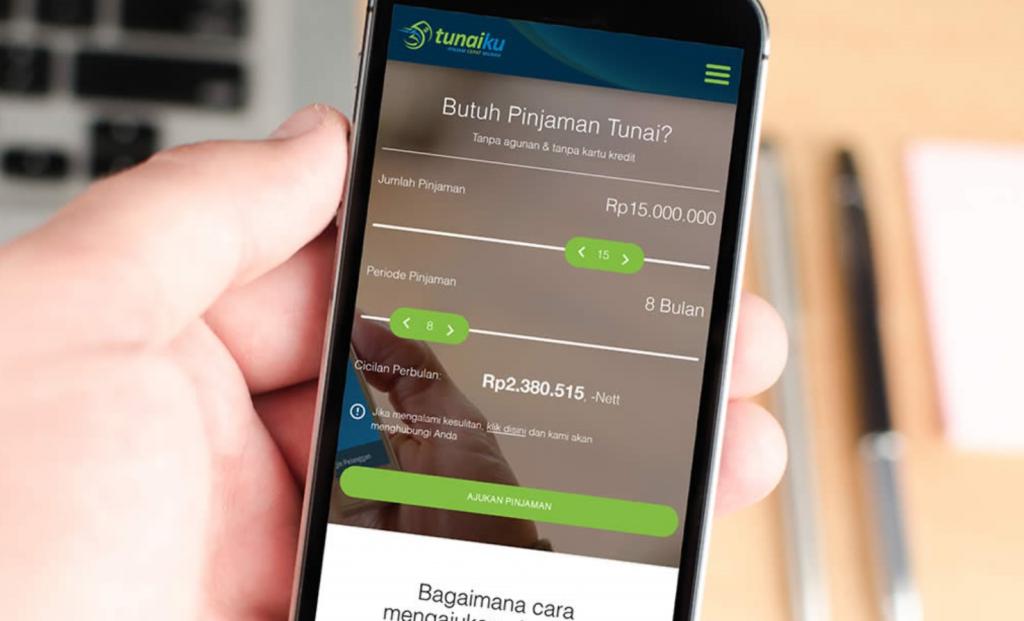 Aplikasi Penyedia Layanan Pinjaman Online Terbaik dibawah ...