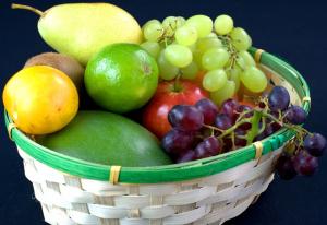 jangan lupa makan buah-buahan